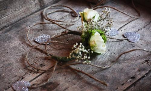 braccialetti fiori damigelle