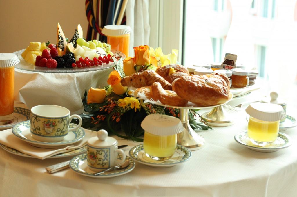 colazione food palace hotel milano marittima